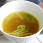 ハスハ - ランチのスープ