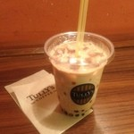 タリーズコーヒー - 201206タピオカロイミ