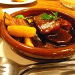 ooshimaya - バラ肉のシチュー