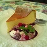 13560752 - ベイクドチーズケーキ