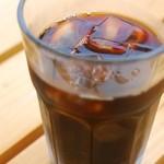 ケーズデリ - アイスコーヒー