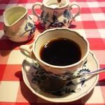 キャンティ - 食後のコーヒー
