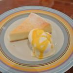 ニロ カフェ - チーズケーキ
