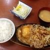 仔馬ドライブイン - 料理写真:焼肉定食(730円)