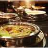 グラスコート - 料理写真:ブッフェラインには温かいお料理をご用意しております。