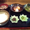 はせ川 - 料理写真:三品、選べます