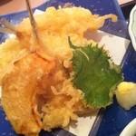 漁楽洞 - 天ぷら