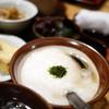 むぎとろ量深 - 料理写真:麦とろ天ぷら御膳 1600円