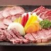 うしすけ - 料理写真:うしすけセット4980円(3~4人前)上タン、上カルビ、上ロース、上ハラミ、上バラ