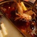 真心飯店 - 大老海老の旨みエキスを凝縮した 絶品『海老火鍋』