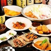 六角鶏ならではの味と内容をご提供!国産厳選素材の料理をご堪能ください!