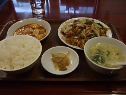 中国料理東順永