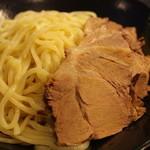 麺処寅路 - 叉焼つけ麺¥1050 大盛り無料