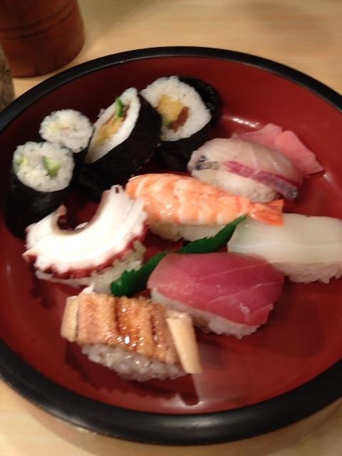 喜太八寿司