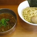 麺家 とき田 - 特製柚子濃厚つけ麺