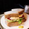 リンデンバウム - 料理写真:サンドイッチセット