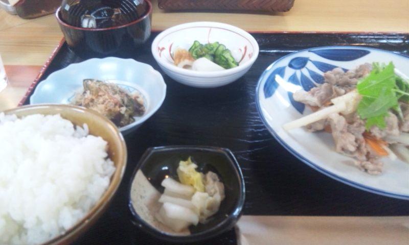 お食事処 前田
