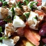 エーゲ海 - ギリシャ田舎風サラダ
