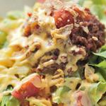 ロハスカフェARIAKE - 一番人気!!雑穀タコライス