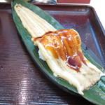 廻鮮寿し丸徳 - 煮穴子¥399