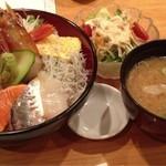 十干 - 海鮮丼ランチ