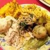 イタリア厨房 ベルパエーゼ - 料理写真:クリーム系サラダを持ってみました♪