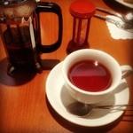 カフェ モロゾフ - 紅茶
