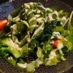 ファンタイム - アイスプラント入りサラダ