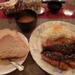 小松屋 - ビフカツランチ1000円