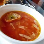ジャンナッツ - 本日のスープは ミネストローネ
