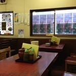 仙台や - アットホームな昔ながらの食堂っぽい店内