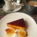 スナンカフェ - 料理写真:かぼちゃプリン