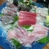 千倉亭 - 料理写真:刺身盛り合わせ