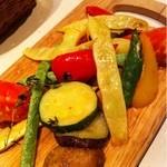 Bistro 2538 - 野菜のロースト