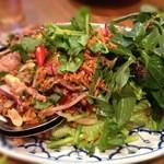 ダオタイ - ラープ・ムー 豚挽肉のヤム