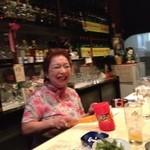 スナック琴子 - 笑顔の素敵なママさん