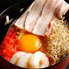 フウリン - 料理写真:五目天 お好み焼 絶品★ふわっと軽い山芋たっぷりお好み焼