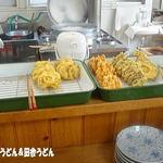 つきじ - 料理写真:セルフ天ぷら