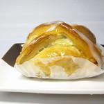 菓子工房シュヴァリエ - りんごを使ったパイ