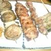 串焼大将 - 料理写真:串焼き