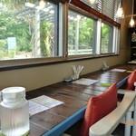 ノマドカフェ - カウンター席