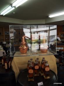 マルスウイスキー本坊酒造信州マルス蒸留所