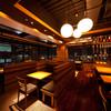 はまぐり庵 - 内観写真:阪急グランドビル28Fからの絶景をご堪能いただけます!