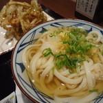 丸亀製麺 - 冷やしうどん