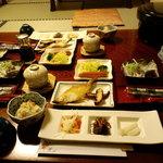 久美浜の宿 つるや - 料理写真:朝食