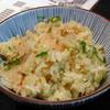 響 - 料理写真:カニ新生姜土鍋ごはん