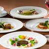 deuxmil - 料理写真:厳選した季節の食材を使用したコース 【Menu de Saisson ~ムニュ ド セゾン~】