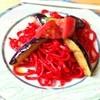インドカレーショップ真奈里 - 料理写真:レッド焼きそば