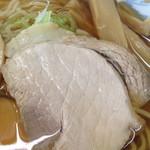 旬麺 - ももチャーシュー