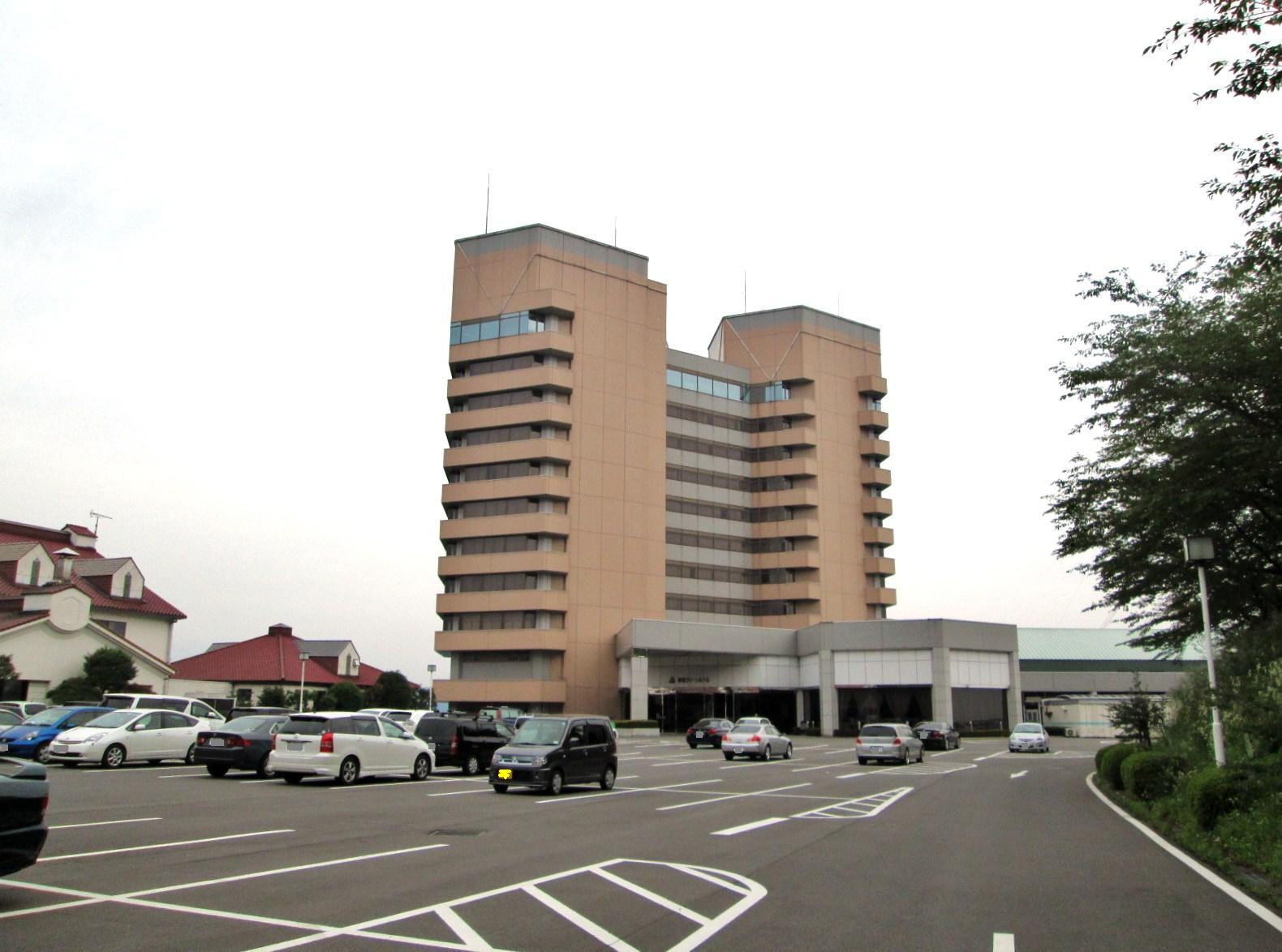 妙義グリーンホテル